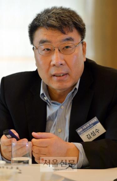 김성수 연세대 법학전문대학원 교수 손형준 기자 boltagoo@seoul.co.kr