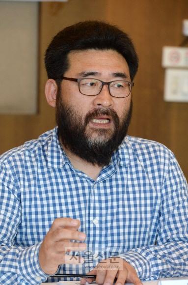 김성훈 강북구지역공동체네트워크 강북마을 대표