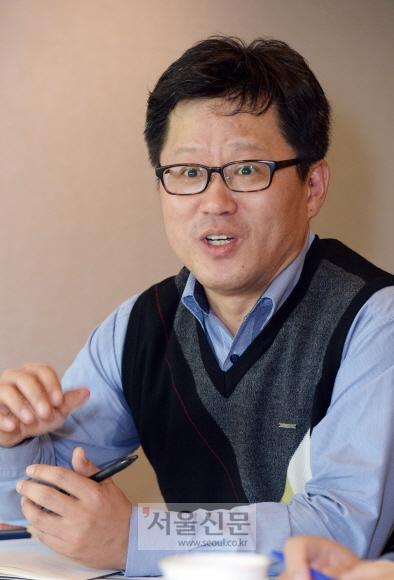 양재섭 서울연구원 도시공간실장