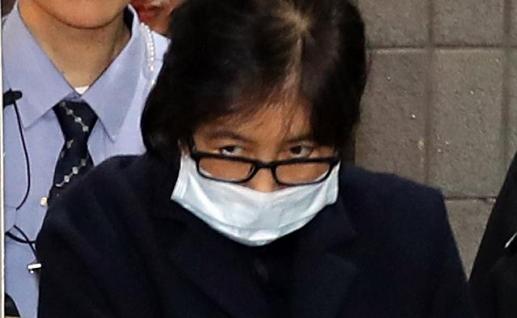 최순실씨 연합뉴스