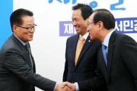 """野, '탄핵안 오늘 발의→9일 표결'…""""4월 퇴진 선언…"""
