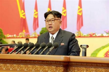 김정은 북한 국방위원회 제1위원장. 연합뉴스