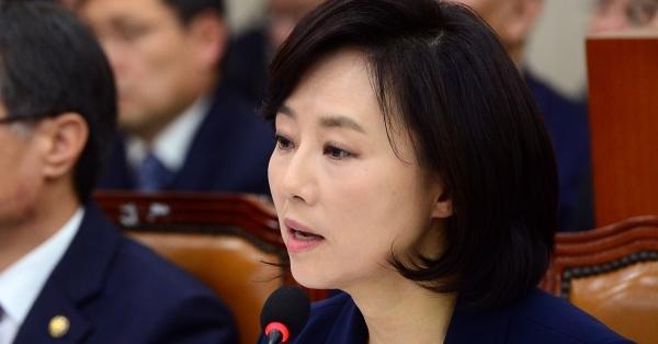 조윤선 문화체육관광부 장관 서울신문DB