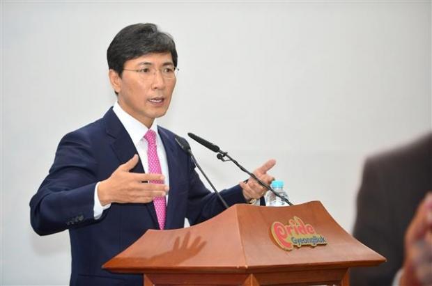 안희정 충남지사. 연합뉴스