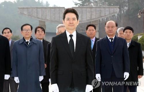 장성민 전 의원. 2017. 01. 11 연합뉴스 자료사진.