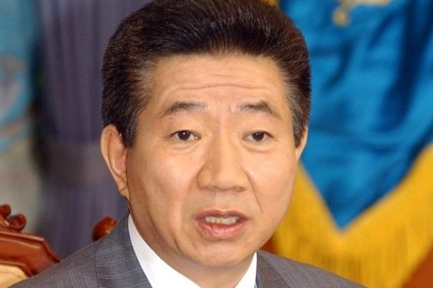 노무현 전 대통령. 청와대사진기자단