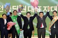 [뉴스 분석] 박지원 黨지지율 회복·킹메이커 역할 주…