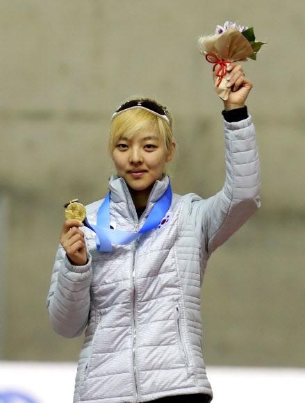 금메달 딴 김보름