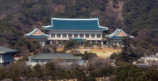 청와대 전경 서울신문DB