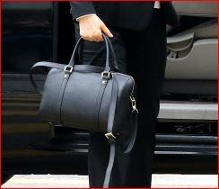서미경씨가 든 가방