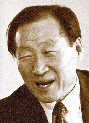 정주영 현대그룹 명예회장