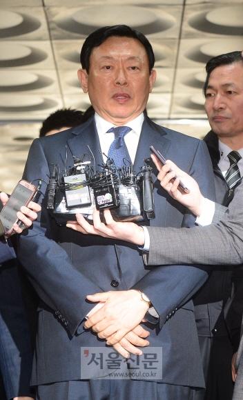신동빈 롯데그룹 회장. 정연호 기자 tpgod@seoul.co.kr