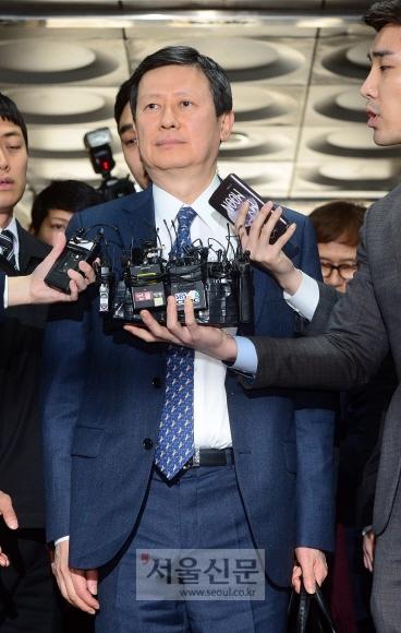 신동주 전 롯데홀딩스 부회장. 정연호 기자 tpgod@seoul.co.kr