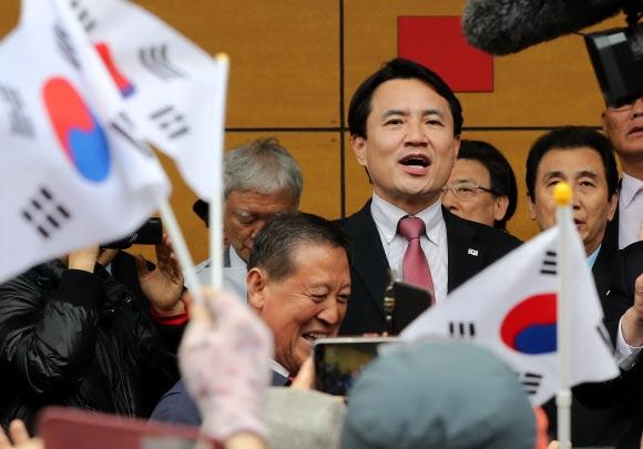 김진태 의원. 연합뉴스