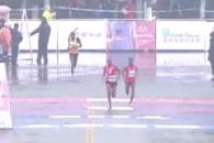3위로 달리던 선수가 마라톤 우승한  '황당사건'
