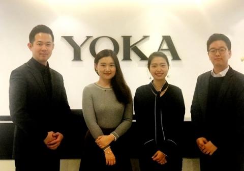 투에이비는 최근 중국 최대패션커머스 메이리슈오, 왕홍 전문 에이전시 중잉타오 등과 마케팅 및 커머스 유통 계약을 맺었으며, 지난 24일 중상층 이상 여성을 전문 타겟으로 하는 중국 TOP3 뷰티패션매거진 요카(YOKA, 时尚)와도 협력계약을 체결했다고 밝혔다.