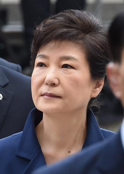 박근혜 전 대통령 서울신문DB