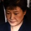 검찰, 박근혜 전 대통령 구속 기소…헌정 세번째 '부패혐의 기소' 대통령