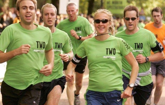 영국 여자 마라톤의 자부심 폴라 래드클리프는 임신 기간에도 10㎞ 정도는 거뜬히 달렸다. BBC 홈페이지 캡처