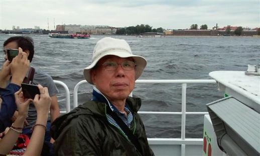10㎞ 코스 참가자 중 최고령인 임대환씨는 서울 강남구 논현동에서 관세사로 근무하는 와중에도 일주일에 2~3차례씩 달리기를 한다. 임대환씨 제공