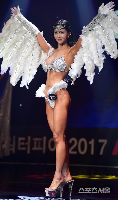 2017 머슬매니아 이연화 스포츠서울 제공