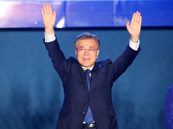 """문재인 """"통합 대통령이 되겠다"""""""