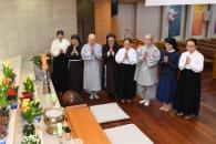 [김성호 선임기자의 종교만화경] 1988년 장애인선수 돕기로 뭉쳐… '종교 벽 허물기' 모임으로 정례화