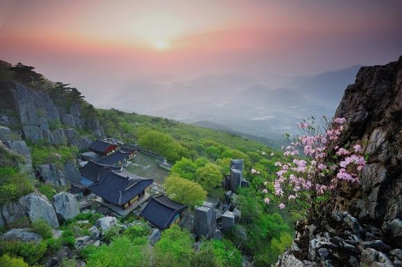 광주 무등산 ③  한국관광공사 제공