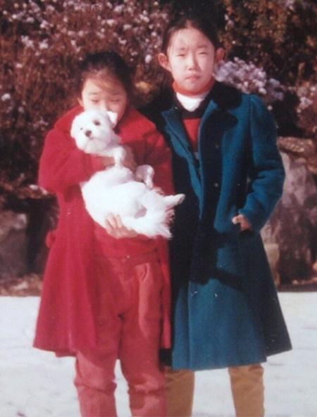 [노견일기] 초등학생 때 처음 만나 가족이 된 백희