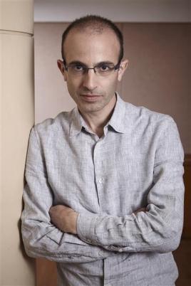 유발 하라리 이스라엘 히브리대 교수