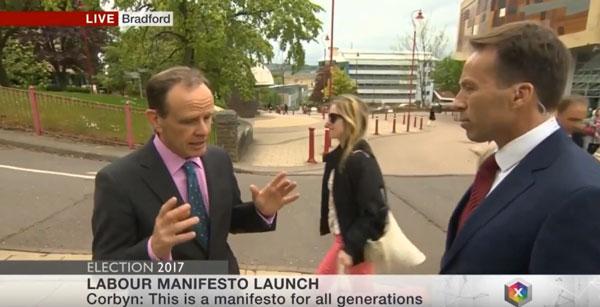 BBC, Ben Brown Twitter / MP's Newswatch youtube
