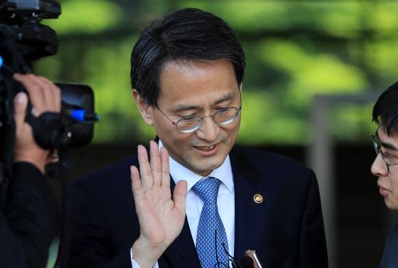 이창재 법무부 장관 권한대행. 연합뉴스