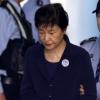 박근혜, 오늘도 '올림머리'…두 번째 재판 출석