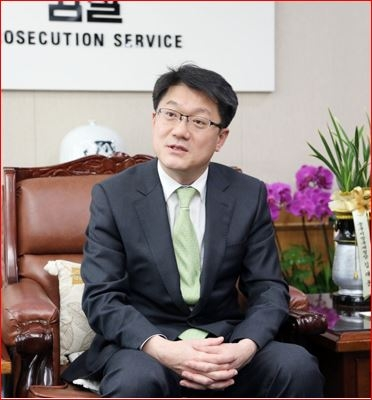 김진모 전 서울남부지검장