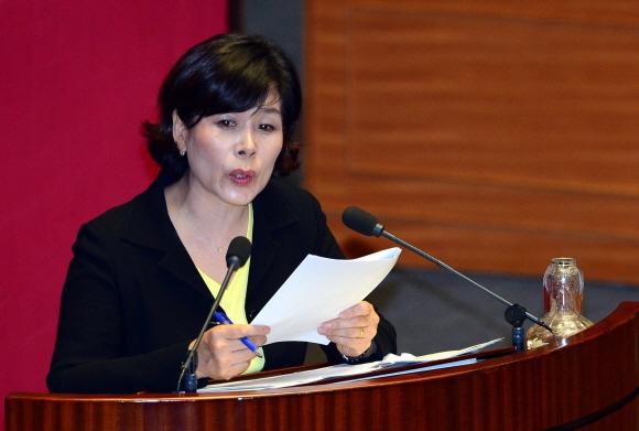 최민희 전 더불어민주당 의원