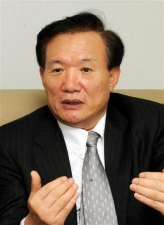 박상은 한국학술연구원 이사장