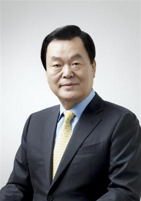 김경재 한국자유총연맹 회장