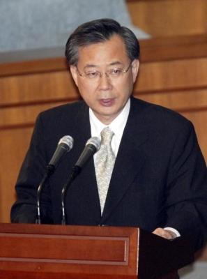 정동채 전 문화부 장관