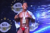 이승무, 'WFF유니버스 세계대회' 아시아인 최초 수상