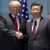 """트럼프 """"대북 조치"""" vs 시진핑 """"사드 반대"""""""