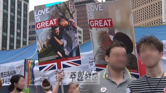 이번 행사에는 미국·영국·호주 등 13개국 대사관이 부스를 설치했다. 김형우 기자 hwkim@seoul.co.kr