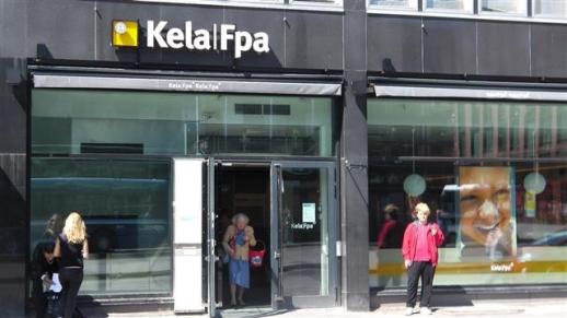 핀란드 헬싱키의 중심가인 캄피 버스터미널 인근에 위치한 사회보험공사(KELA) 사무실에는 항상 각종 수당을 신청하려는 사람들로 붐빈다.