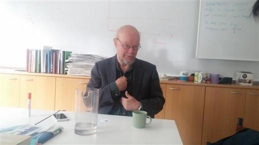 오스모 소이닌바라 핀란드 전 사회사업부 장관