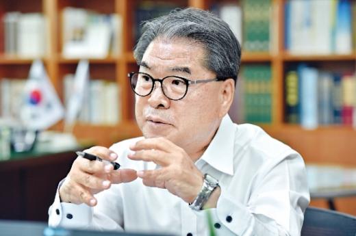 이재정 33대 통일부 장관(2006.12.11~2008.02.29)