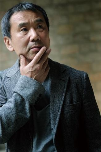 일본 소설가 무라카미 하루키