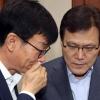 김상조, 최종구에 '나쁜 짓은 금융위' 발언 사과