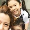 이윤미, 두 딸과 근황 공개 '누구 닮았나? 주영훈 판박이'
