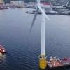 세계 최초 떠다니는 풍력 발전소 스코틀랜드에 등장