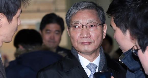 장충기 전 삼성그룹 미래전략실 차장.  서울신문 DB