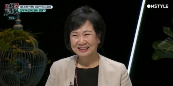 더불어민주당 손혜원 의원